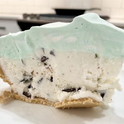 The Easiest Ice Cream Pie Recipe Ever!
