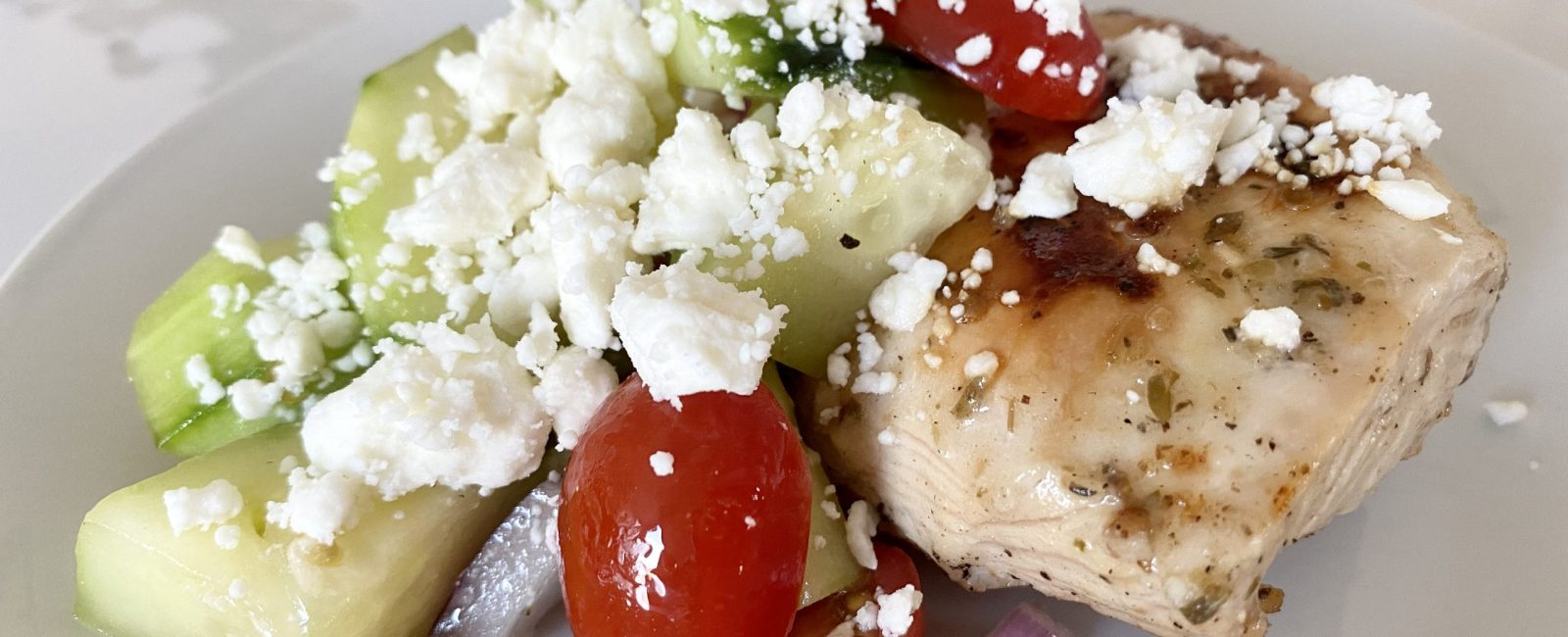 Grilled Greek Chicken & 5 More Easy Grilled Chicken Breast Ideas