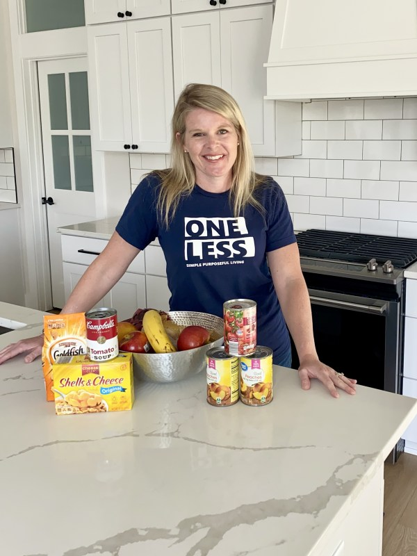 one less end food hunger campaign
