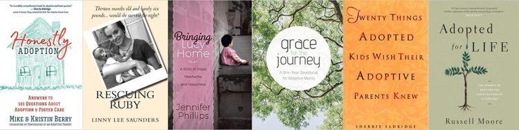 adoption book ideas header
