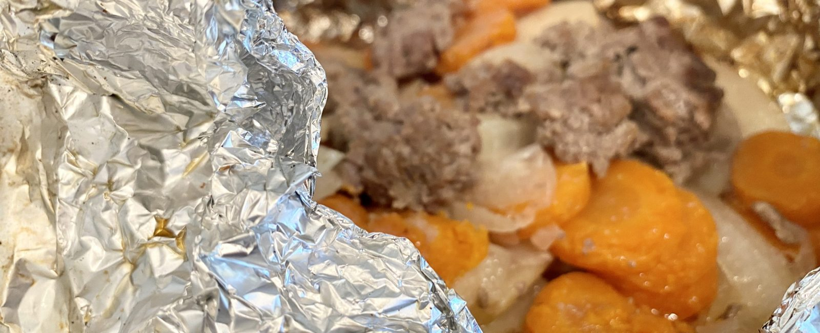Simple Foil Campfire Dinner Packets Recipe