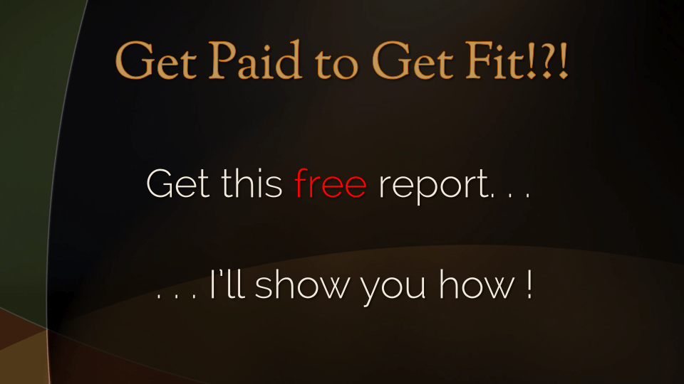get paid to get fit report panel