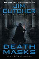 Cover: Death Masks by Jim Butcher