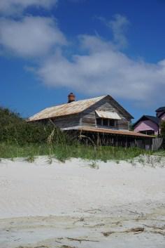 An old beach house - Pawleys Island South Carolina