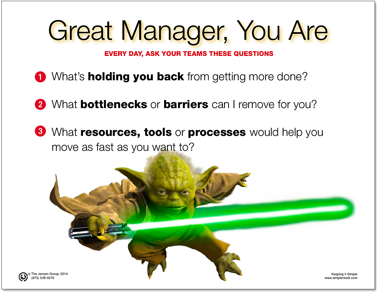 Path To Best Manager On The Planet  Simpler Worksimplerwork