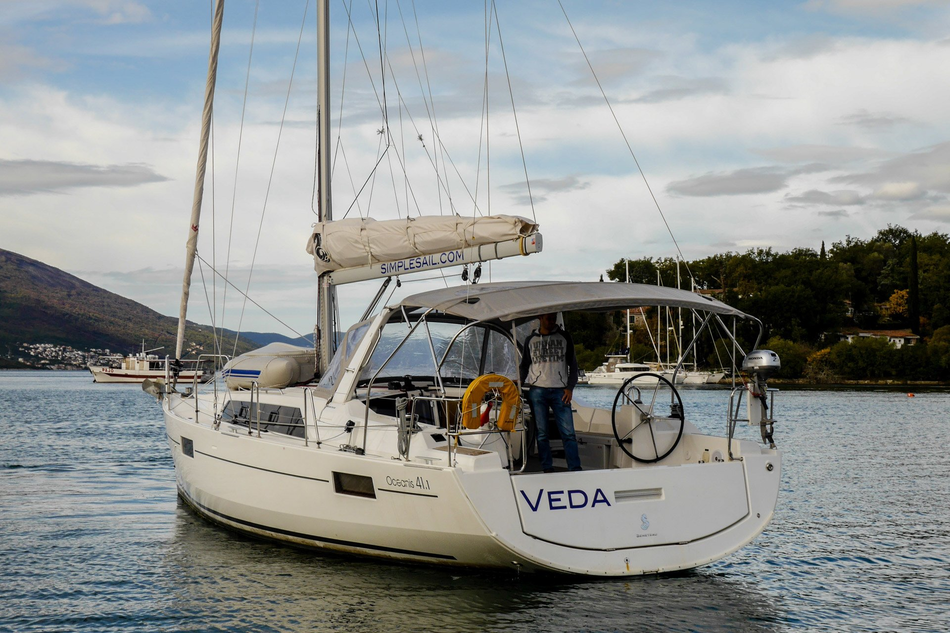 hight resolution of beneteau oceanis 41 1 veda 3 cabins 2 toilets