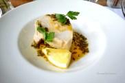 olive oil poached local albacore tuna with chermoula