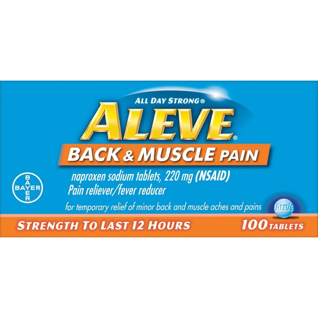NEW $2 ALEVE COUPON (PRINT NOW)