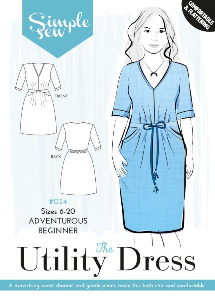 Simple Sew Utility Dress