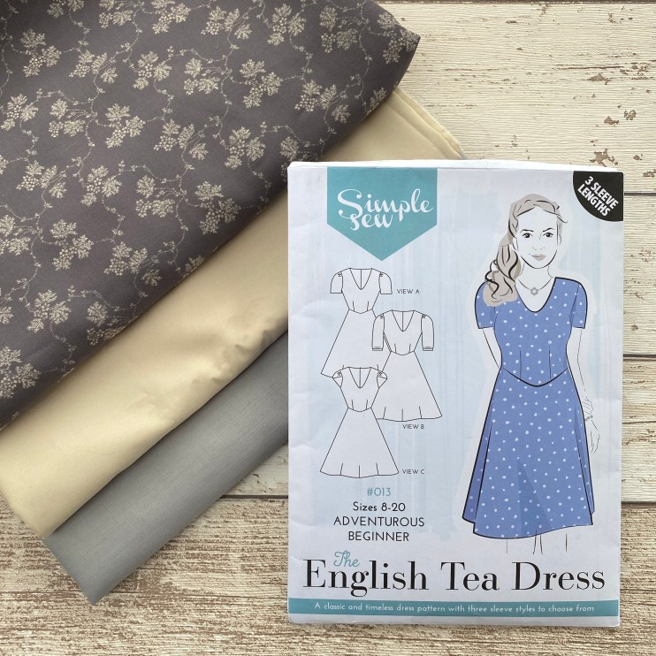 English Tea Dress