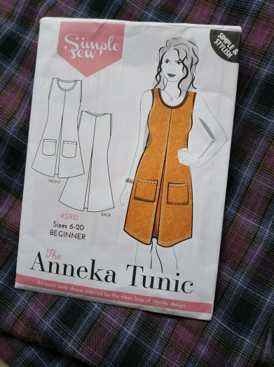 simple sew anneka tunic