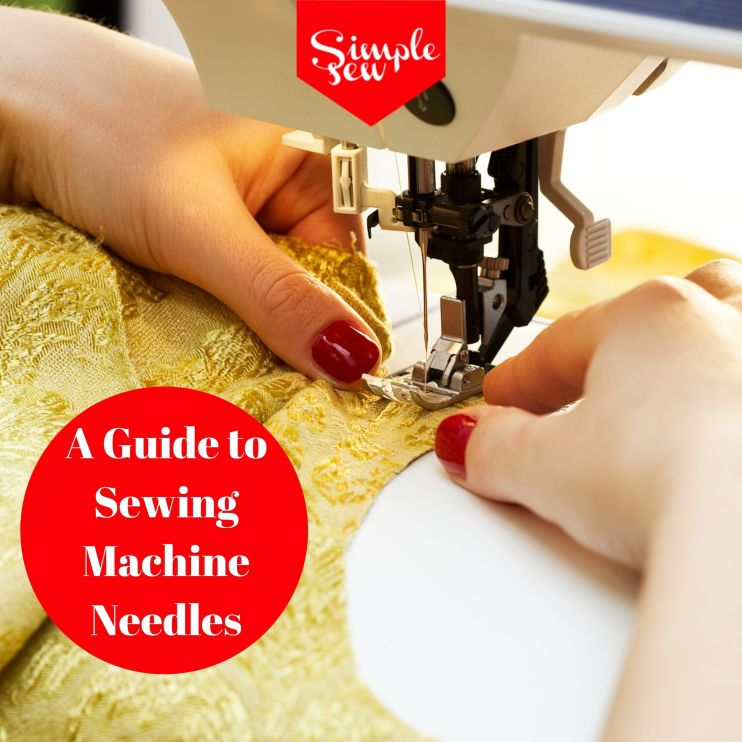 A Guide to Sewing Machine Needles