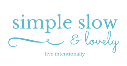 Simple Slow & Lovely