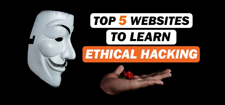 learn ethical hacking - top 5 websites