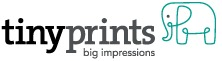 tiny prints logo