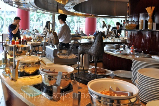 Crowne Plaza Shanghai Pudong Buffet - Simple Sojourns