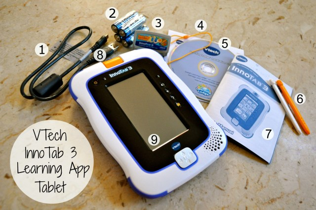 VTech InnoTab 3 Learning App Tablet - Simple Sojourns