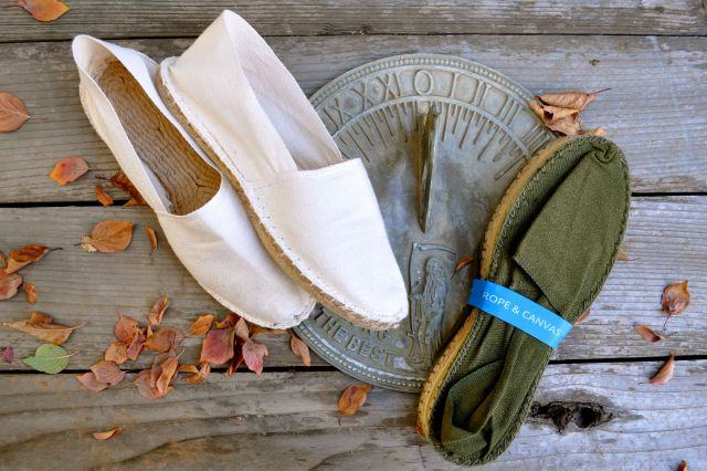 Rope & Canvas Espadrilles - Simple Sojourns