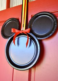 Mickey Mouse Door Decoration Pictures to Pin on Pinterest ...