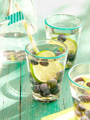 Berries as Ice