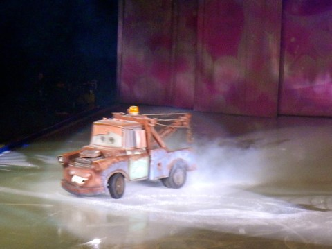 Disney on Ice Mater - Simple Sojourns