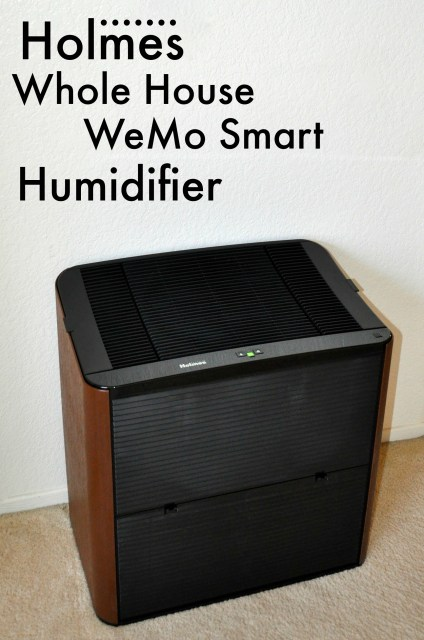 Holmes Whole House WeMo Smart Humidifier - Simple Sojourns