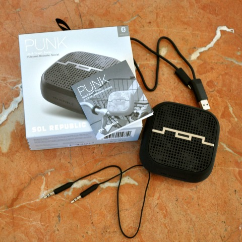 Sol Republic Punk Wireless Speaker | Simple Sojourns