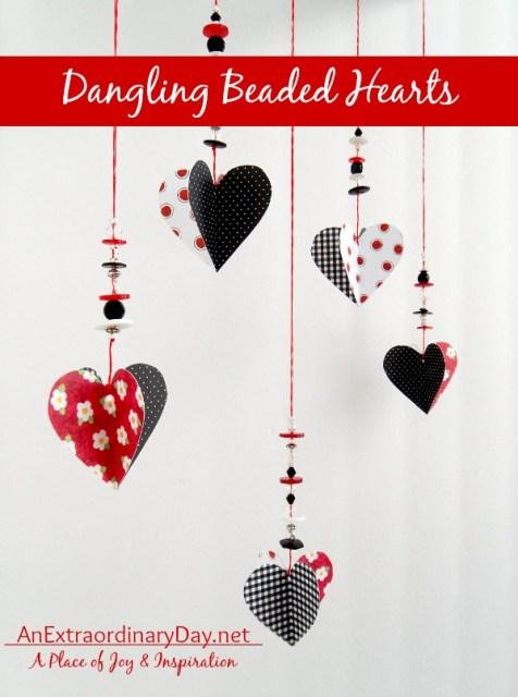 Easy-DIY-Dangling-Beaded-Hearts-AnExtraordinaryDay.net_