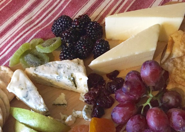 Fruit and Cheese - Simple Sojourns
