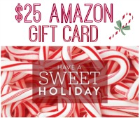 Amazon Christmas $25 GC - Simple Sojourns