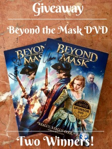 Beyond the Mask DVD - Simple Sojourns