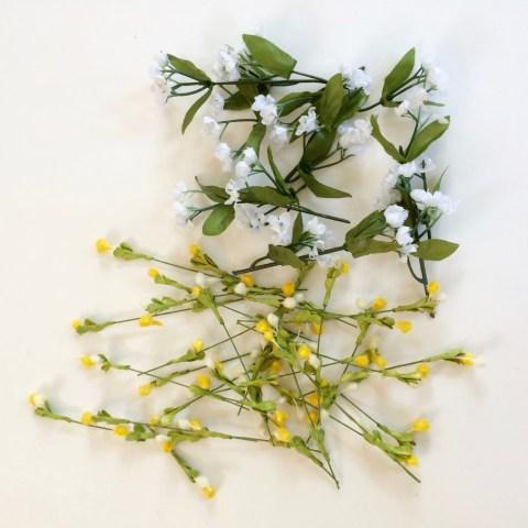 Flower Crown cut Flowers - Simple Sojourns