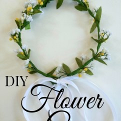 Hotels With Kitchen In Los Angeles Onyx Backsplash Diy Flower Crown Tutorial - Simple Sojourns