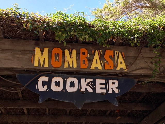 Mombasa Cooker - Simple Sojourns