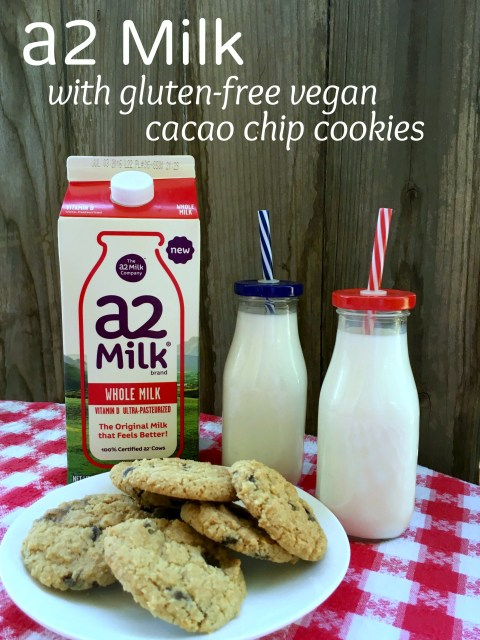 a2 Milk with Cookies - Simple Sojourns