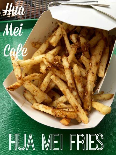 Hua Mei Fries - Simple Sojourns