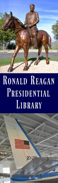 Ronald Reagan Presidential Library | Simple Sojourns