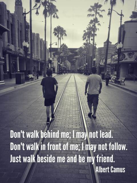 Don't walk behind me; I may not lead - Simple Sojourns