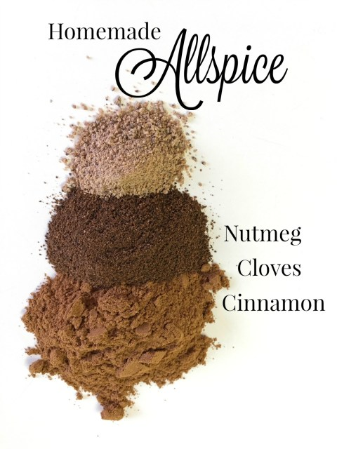 Homemade Allspice - Simple Sojourns