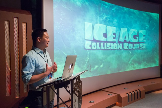 Ice Age: Collision Course - Co-Director Galen Chu - Simple Sojourns