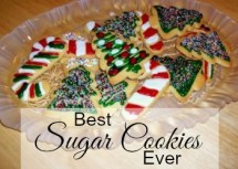 Best Sugar Cookies Ever