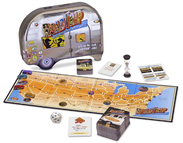 Road Trip Board Game - Simple Sojourns