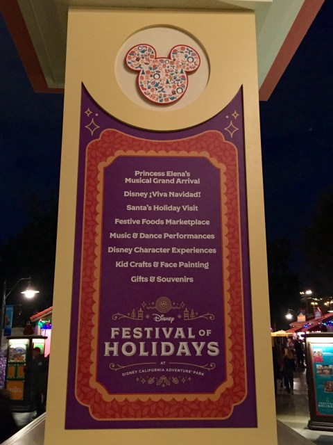Disney Festival of Holidays - Simple Sojourns