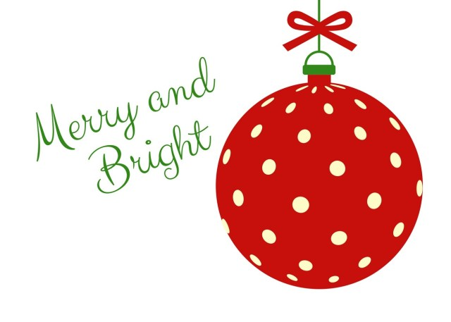 Merry and Bright - Simple Sojourns