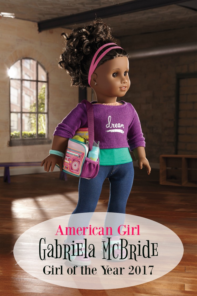 gabriela mcbride american girl doll of the year simple sojourns. Black Bedroom Furniture Sets. Home Design Ideas