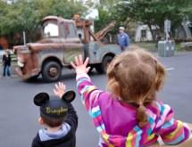 Disneyland with Preschoolers