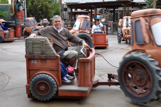 Mater's Junkyard Jamboree - Simple Sojourns