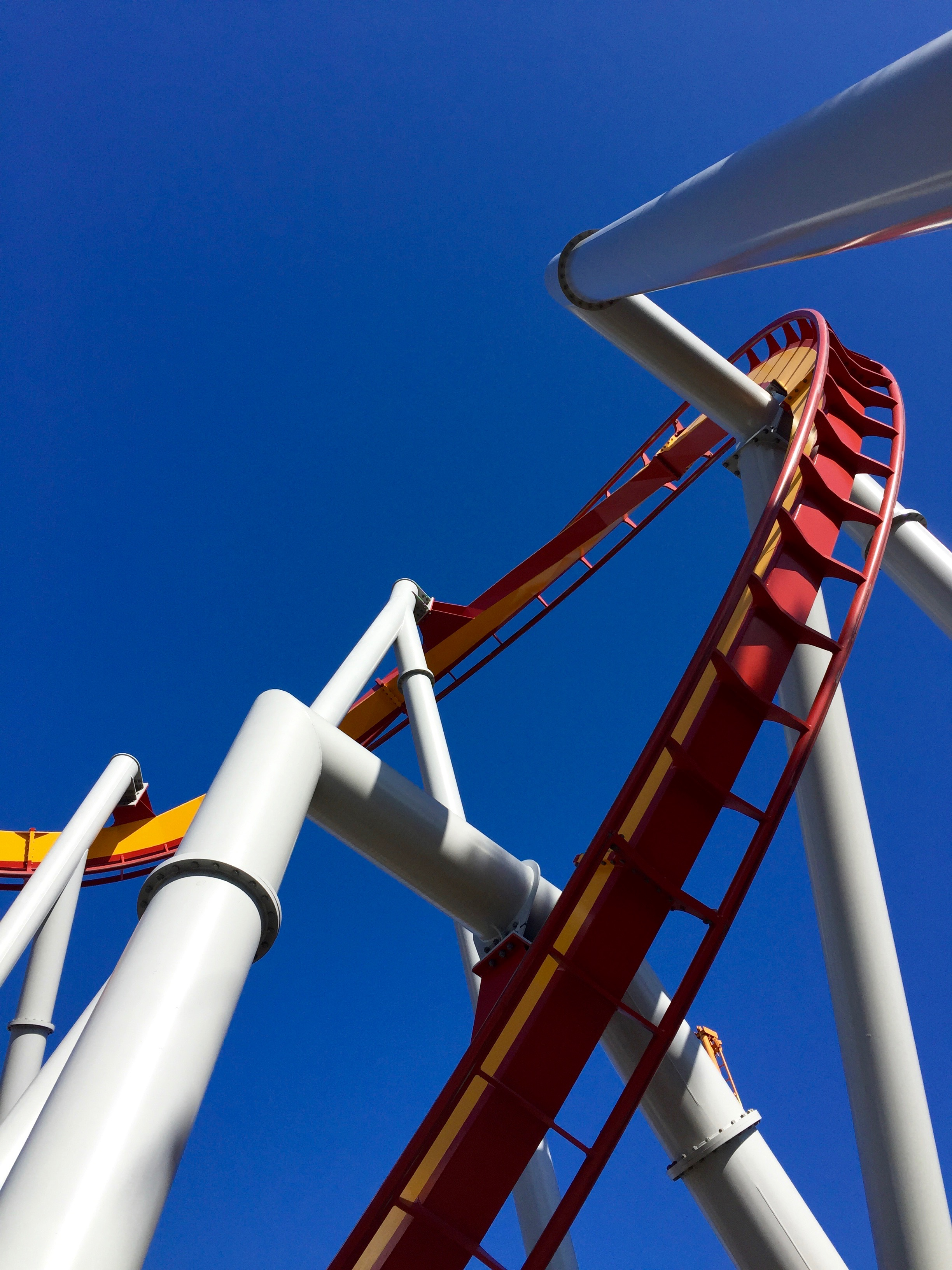 Knott's Berry Farm Silver Bullet - Simple Sojourns