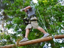 Safari Park Jungle Ropes
