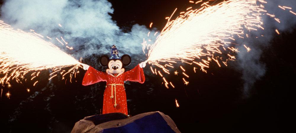 Fantasmic- Disneyland